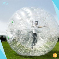 Funny Rolling Ball Inflatable Kids Mini Zorb Ball