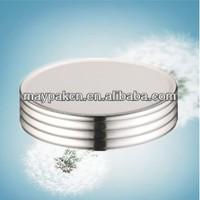 Aluminum cap for skin care cream spray caps wholesale caps