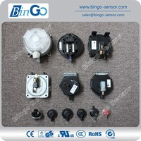 Air, Gas Low Pressure Switch, Differential Pressure Switch