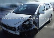 2004 TOYOTA Wish 334529 Damaged Car