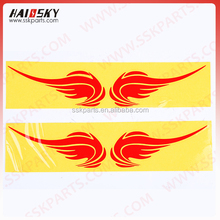 Haissky motorcycle decorative stickers for HONDA notorcycle sticker