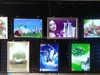 Wedding photo frames picture frames led advertising panel (model 3032)!