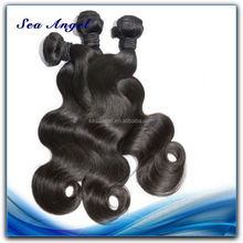 Tangle Free Natural Colour Human Hair Bonde