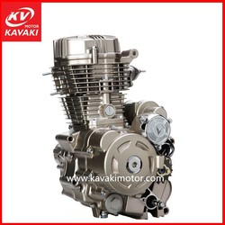 motorcycle petrol air cooled engine/3 wheel tricycle gasoline engine/electric start engine made in China
