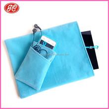 2015 excellent JiaCheng Textile Co.Ltd. Microfiber cellphone bags