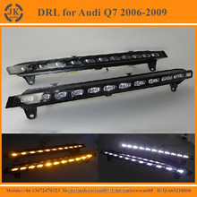 Wholesale Car Specific LED DRL Light for Audi Q7 Best Selling DRL LED Fog Light for Audi Q7 2006 2007 2008 2009