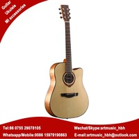 sapele neck acoustic guitar german music instrument store