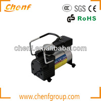 High pressure electric air pump for inflatable boats and tents