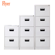Direct Factory Best Selling Anti-tilt Design Knock Down Godrej 4 Drawer Steel Filing Cabinet