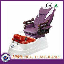 Nail care tools and equipment/beauty salon used spa chair