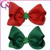 Christmas Hair Bow Wholesale Hair Bow For Kids Christmas Hair Accessories CNHBW-1408223