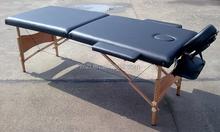 2 folding portable wooden Massage tables