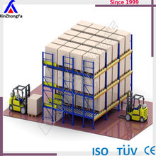 A36 Certified High Safty Strength Drive In Pallet Rack