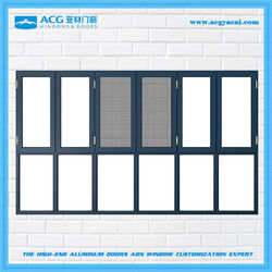 New products Exclusive design large high end aluminum window