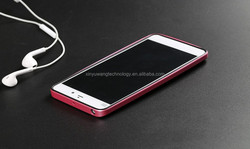 Fashion crashproof high quality TPU Silicon +PC Back Case For Xiaomi Note