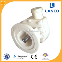 Lanco Brand High Quality Chemical Plastic Pump With AC Electric Motor 380V 3Phase