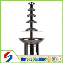 stainless steel best seller chocolate fountain stand