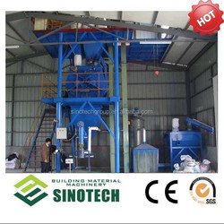 Low Cost Production Line China Supplier Dry Mortar Small Manufacturing Plant