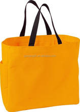 600D Polyester Large Essential Tote Shopping Bags