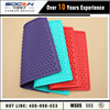 Heat resistant silicone massage pads with both sides