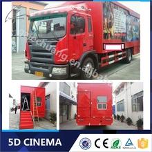 Big Profits 5D/7D/8D/9D/Xd Cinema 6/8/9/12 Seats 5D Mobile Theater