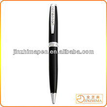 Luxury gift pen with rhinestone