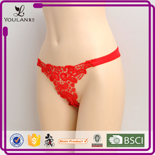 China Manufacturer Graceful Mature Lady Spandex/Polyester Sexy Young Transparent Panty Girls Pics