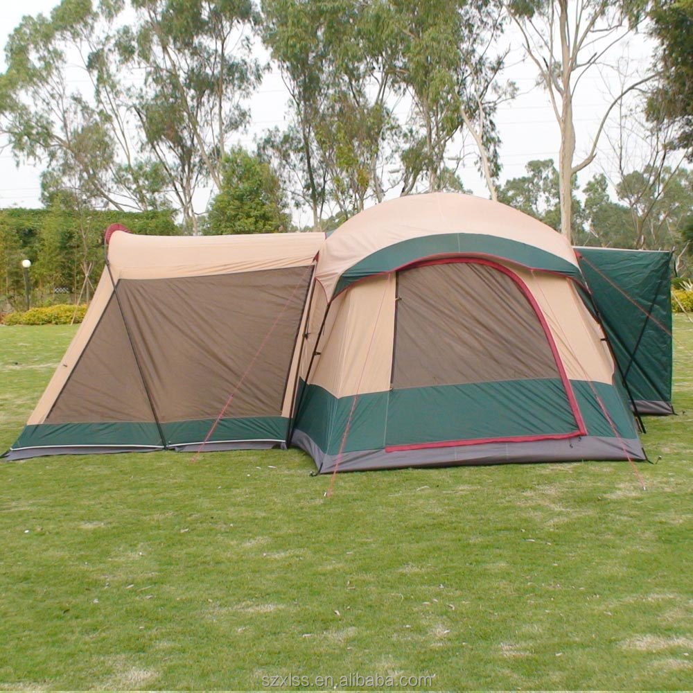 Best Selling Product 6 Persons 3 Room Large Luxury Camping ...