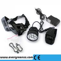 Photo BF 7X XML T6 LED Rechargeable Bike Bicycle Headlight