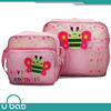 Fashionable holding mummy bag diaper baby diaper nappy bag