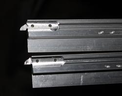aluminum lighting frame