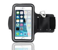 Neoprene Universal logo printed armband for iphone 5 5s