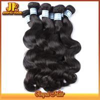 JP Hair Virgin Wholesale Human Good Quality Equal Hair