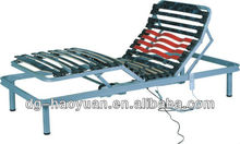 Adjustable Wooden Slats Electric Bed Bases Only
