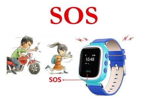 Mini GPS montres et app pour gps tracker enfants montre de localisation personnelle pet tracker