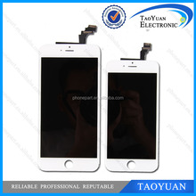 Manufacture price Completely suited for iphone 6 plus lcd screen , for iphone 6 plus lcd full assembly
