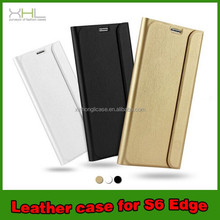 leather cover for samsung s6 edge hot new products for 2015