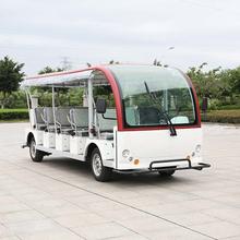 23 Seater Electrical Shuttle Bus Tourist Car (DN-23)