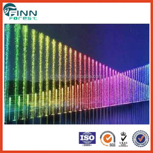 China outdoor music dancing fountain built in the Lake or river