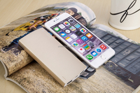 Aluminum case high quality universal portable power bank charger