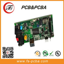 Pcb assembly for antenna test card,antenna pcba board,rid shelf antenna pcb assembly