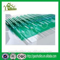 economic uv coating flexible roof tiles for sound insulation