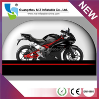 Universal motorcycle Cover Waterproof & Dust-Proof Custom Size Bubble Motorcycle