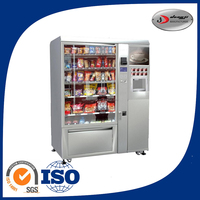 High Quality Oem Manufacturercoin Pizza Vending Machine