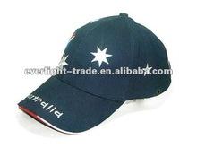 2012 fashion custom embroidery baseball cap and hat baseball hat