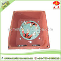 IP65 OEM motor round electrical junction box
