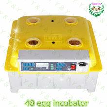 Hot sale JN 8-48 mini 48 egg incubator incubator industrial for chick