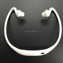 sport fitness running headphones Wireless Bluetooth S9 Headset - Bluetooth v4.0 with Memory Flex Neckband Design
