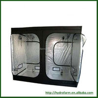 reflective mylar hydroponic system greenhouse plant growing tent/quality inflatable tent