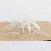500 Pcs Sharp Ending Stiletto French Transparent False Nail Tips